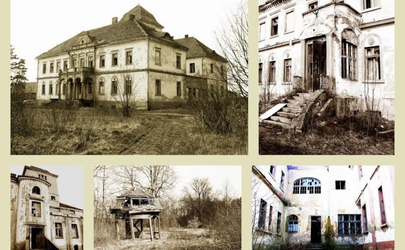 Pałac w Olszynie Dolnej, powiat lubański