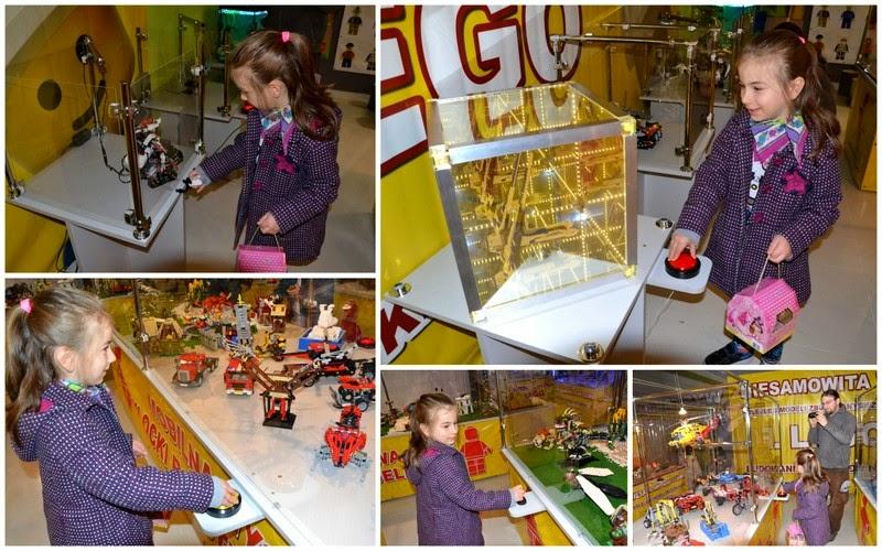 Mobilna Wystawa Klocków Lego