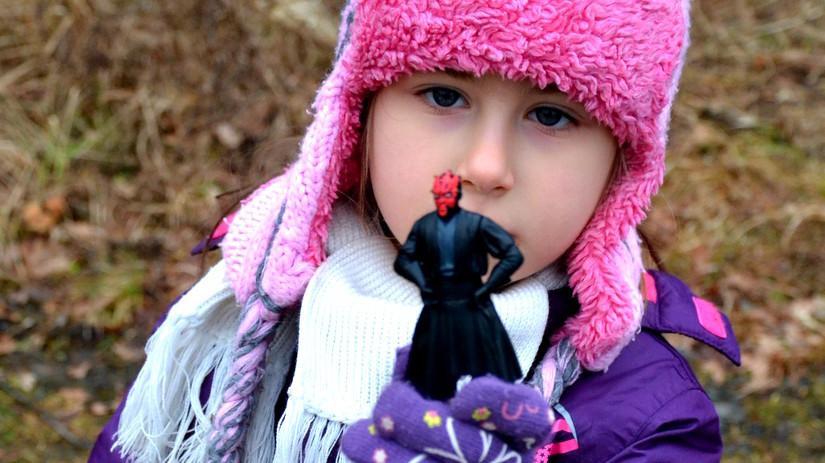 Geocaching z dzieckiem