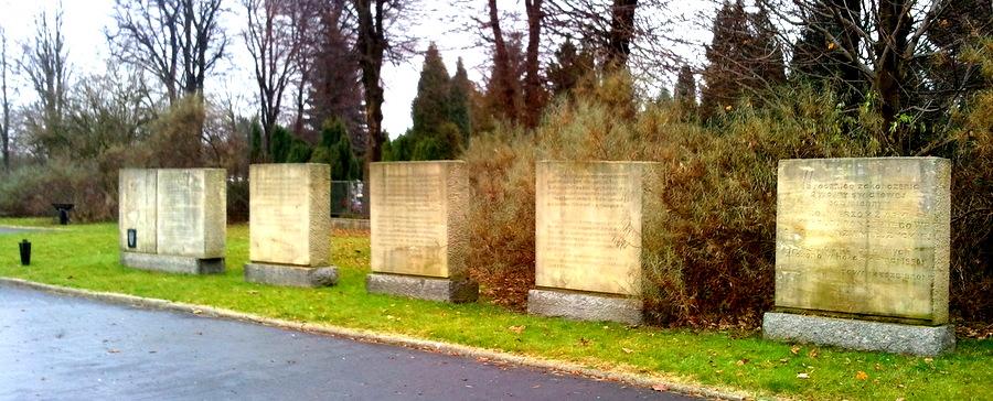 Cmentarz wojenny w Zgorzelcu, geocaching