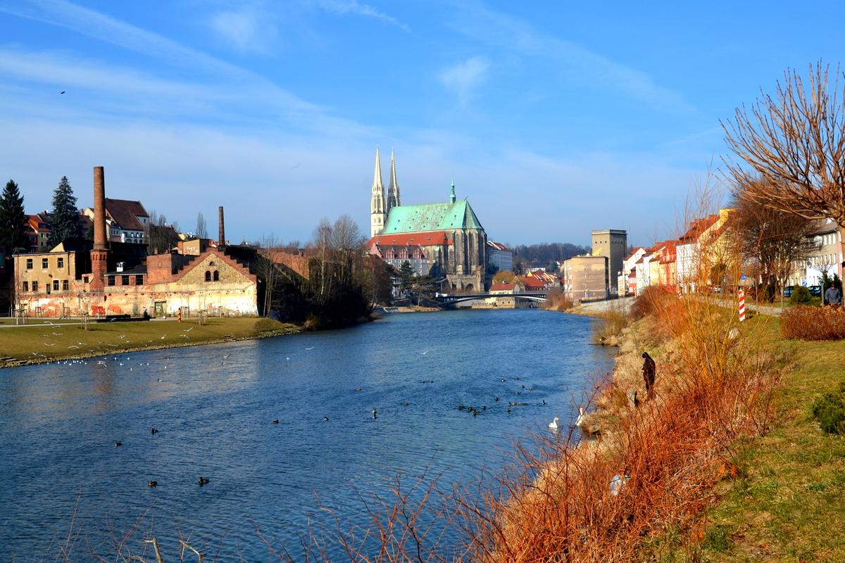 Zgorzelec - Görlitz, geocaching