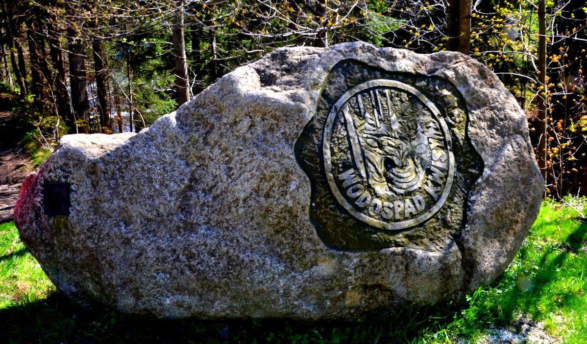 Geocaching, Świeradów-Zdrój. Wodospad Kwisy