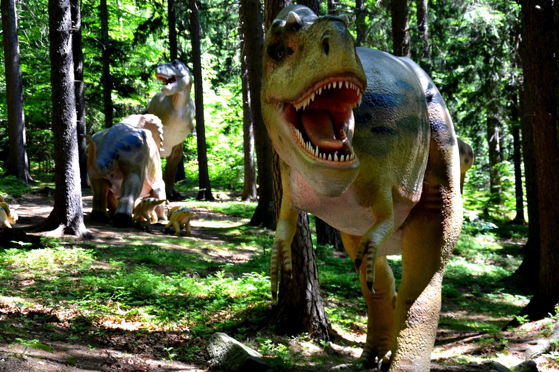 Dinopark w Szklarskiej Porębie