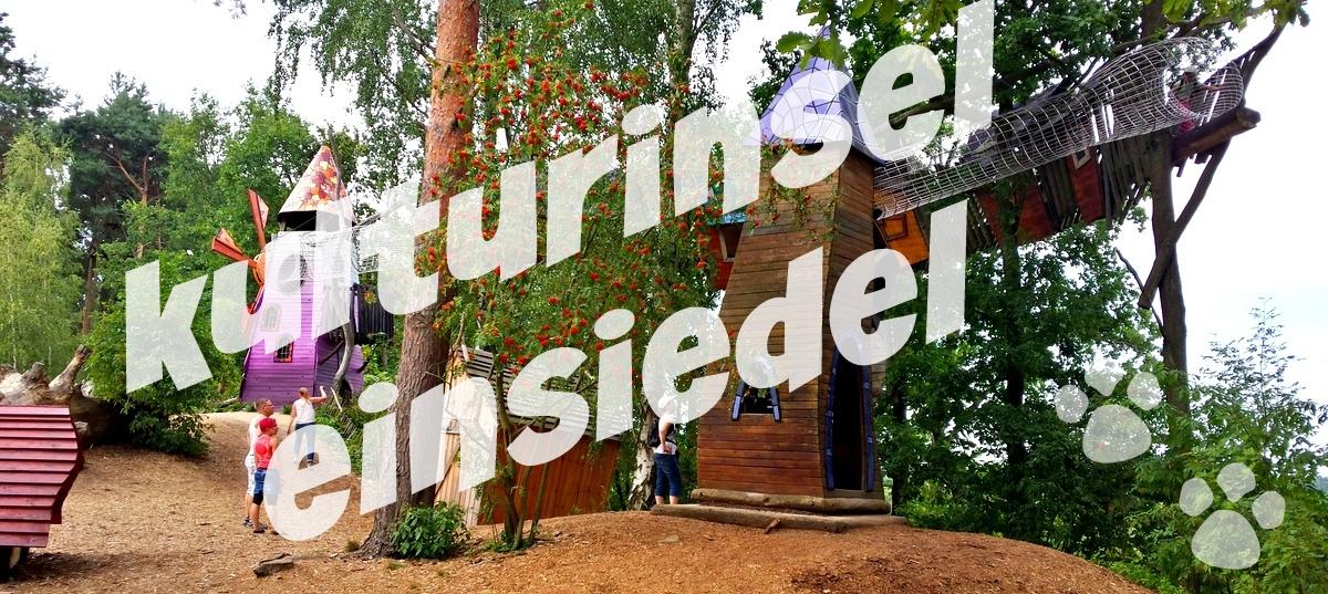 Park rozrywki Kulturinsel Einsiedel