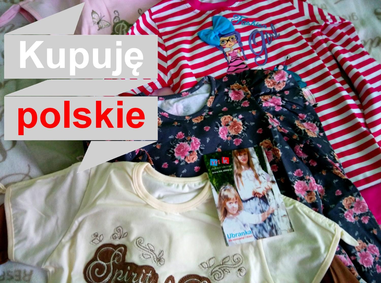 cd3872b1dd Tym razem polecam sklep internetowy z ubrankami dla dzieci firmy MK  Golińscy. Kupiłam tu cztery bluzki dla Wi