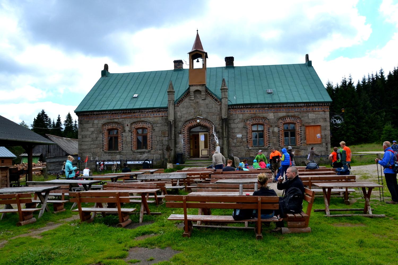 Stacja Turystyczna Orle, Jakuszyce, geocaching