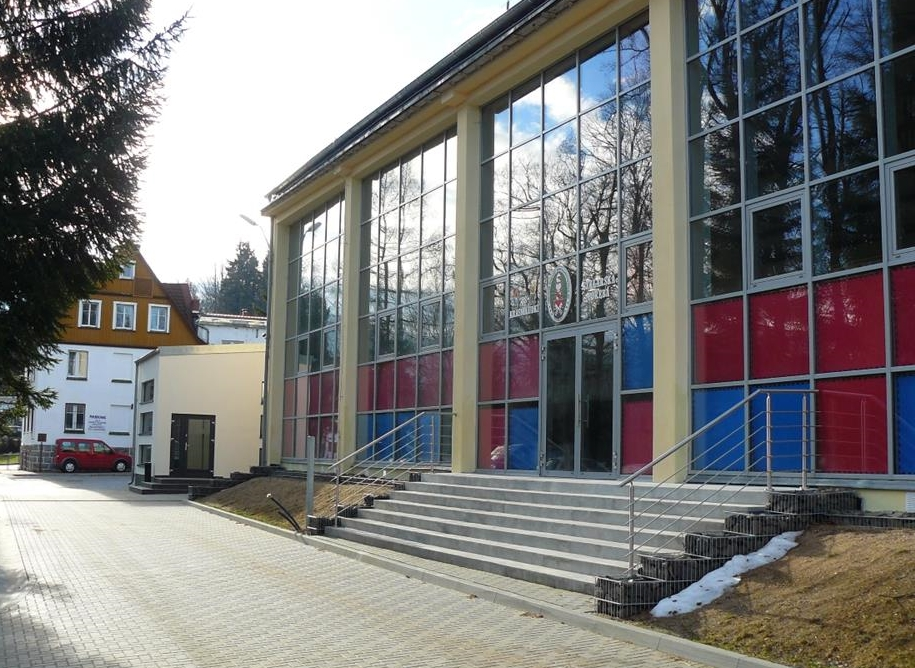 Szklarska Poręba - obiekt szkoleniowy OSS SG