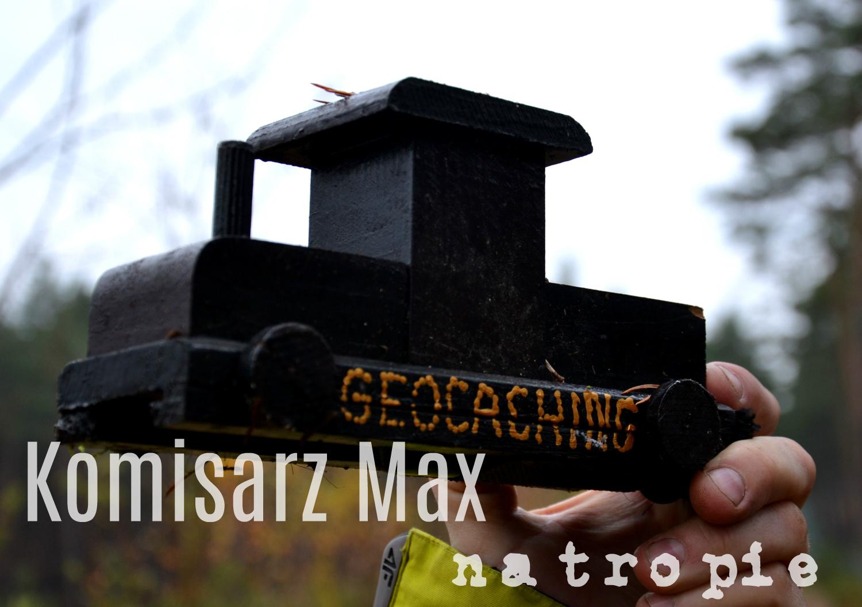 Geocaching w Żaganiu