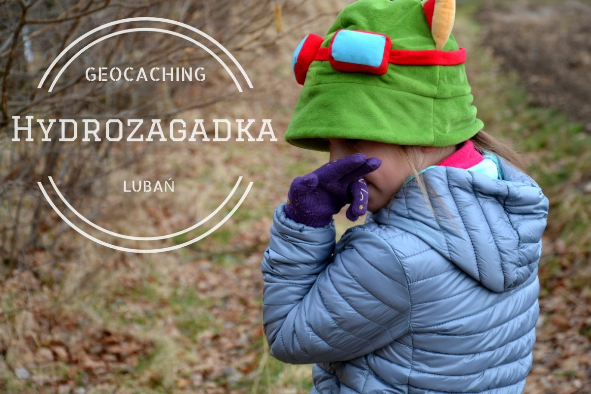 Geocaching, Lubań, zakładamy geocache'a