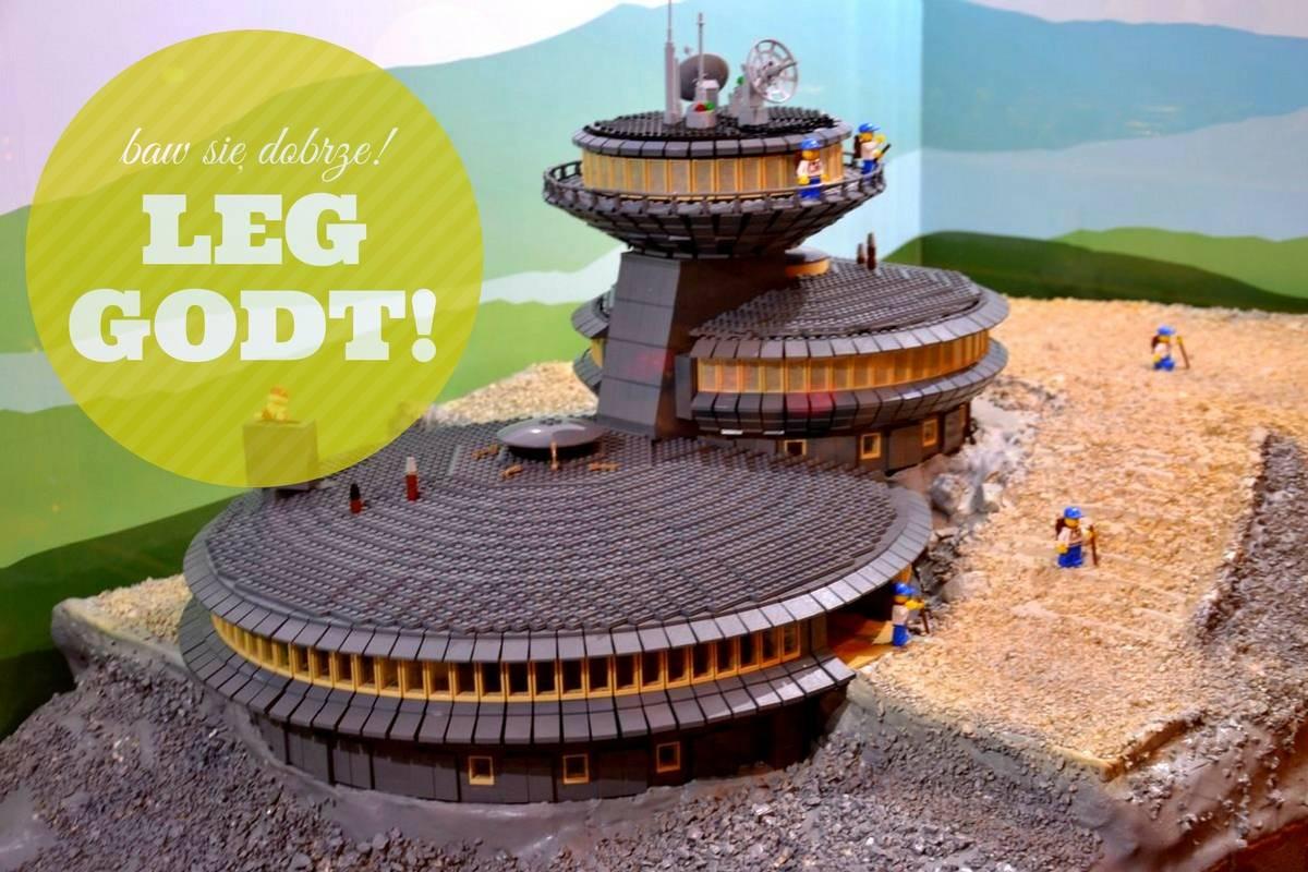 Karpacz. Interaktywna wystawa modeli z klocków LEGO