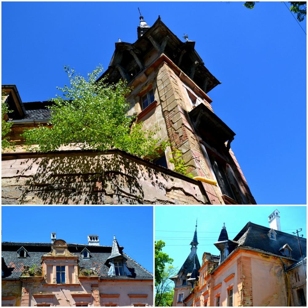 Pałac w Mikułowej
