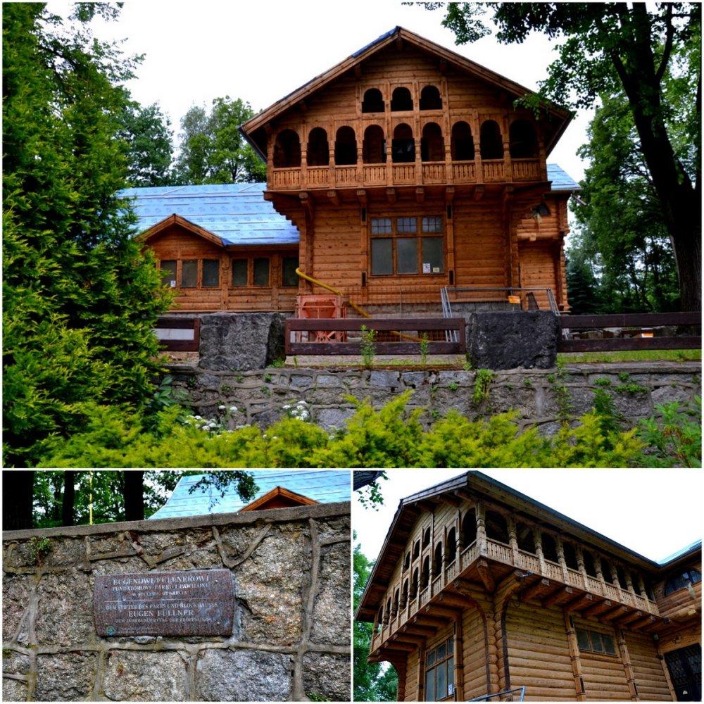 Geocaching, Jelenia Góra - Cieplice Śląskie-Zdrój