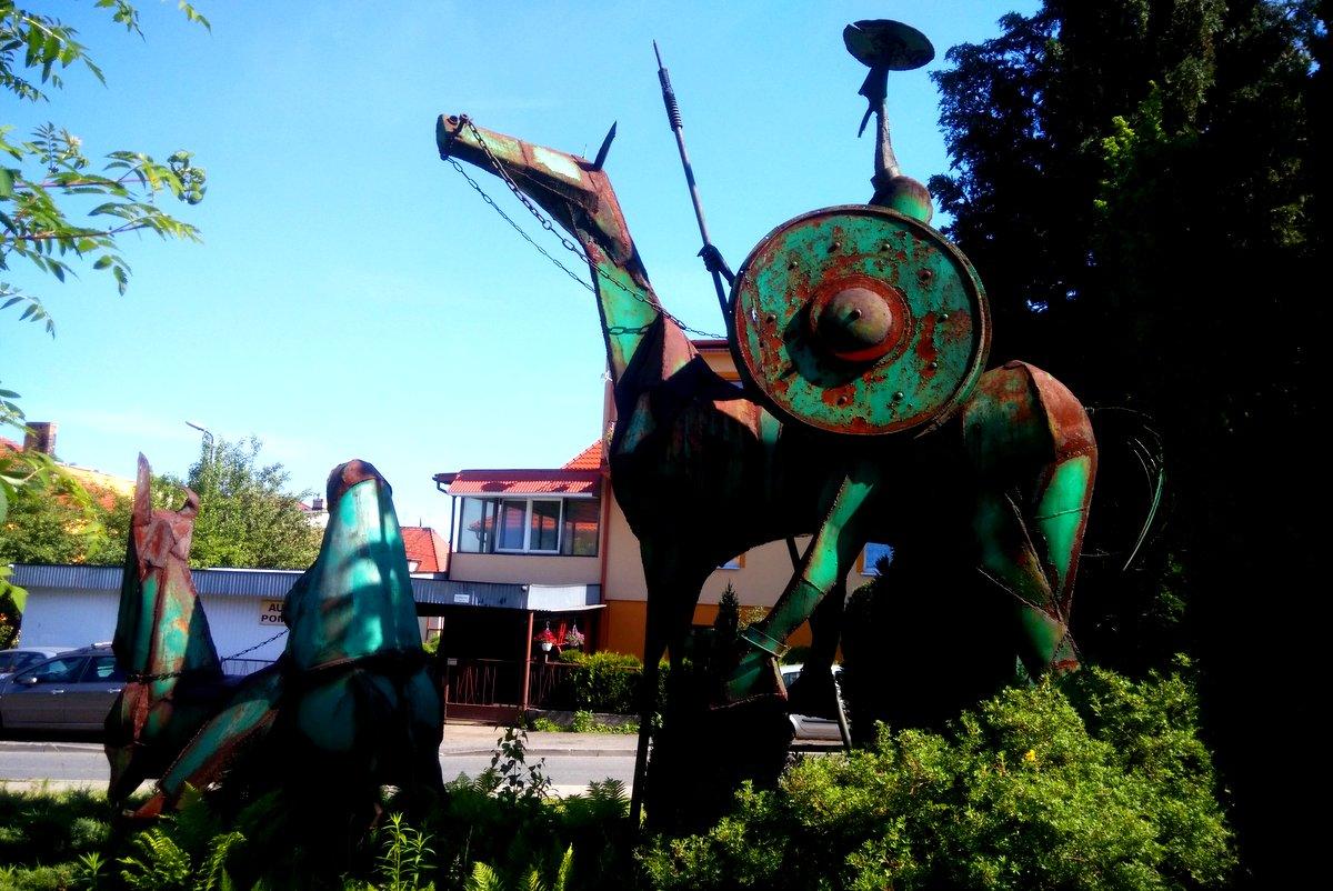 Jelenia Góra, Don Kichote, geocaching