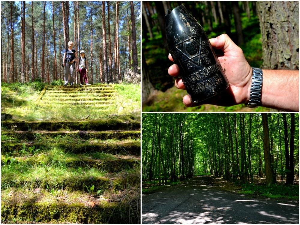 Geocaching, Patoka, Leśne sanatorium